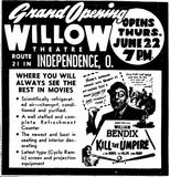 June 1950 grand opening ad