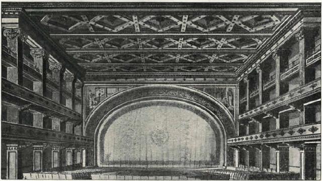 Studebaker Hall, 1898