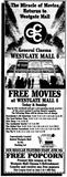 June 3rd, 1986 grand opening ad with 6 cinemas