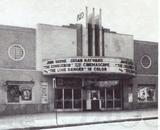 Rio Theatre 1956