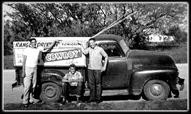 Ranger Drive-In ... Ranger Texas