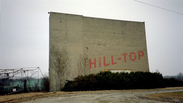 Hill-Top Drive-In