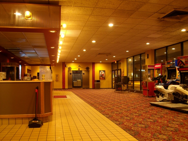Lobby/ Concession Stand