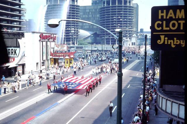 1976 Bicentennial Parade photo credit John P. Keating Jr.