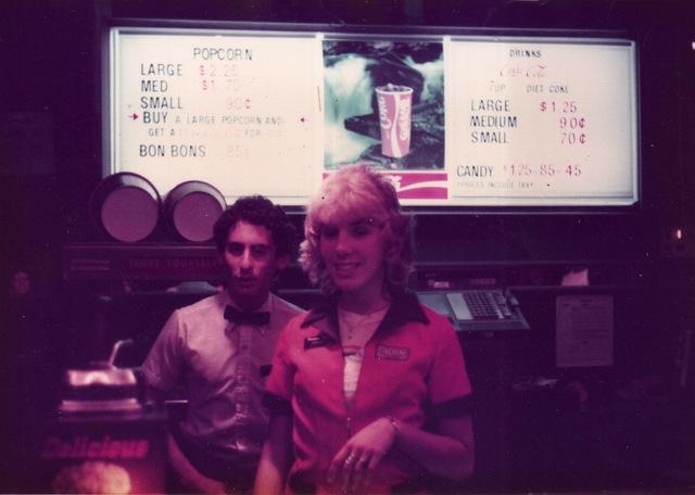 Berkeley Theatre pre 80's remodel