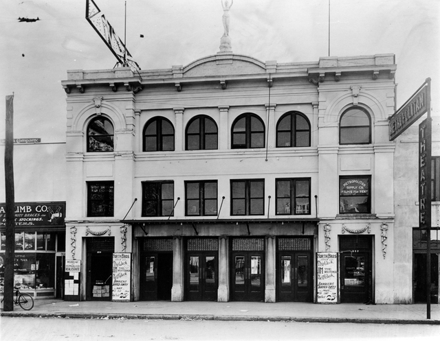 Metropolitan Theatre, Oklahoma City, 1911 (later RKO Palace)