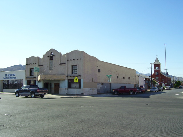 Mission Theater 2009