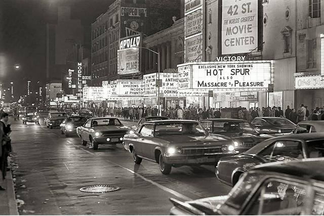 October 1970 photo courtesy of the AmeriCar The Beautiful Facebook page.