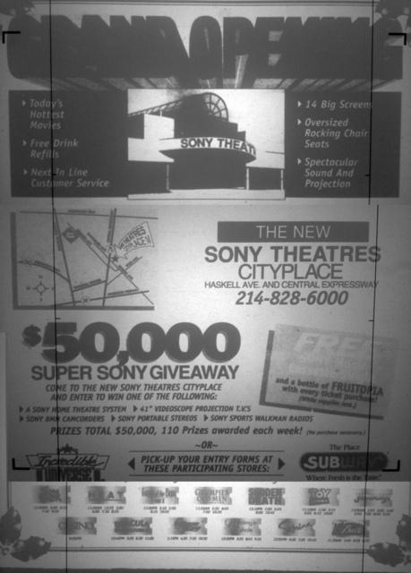 AMC Loews Cityplace 14