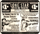 Lone Star Drive-In...Lubbock Texas