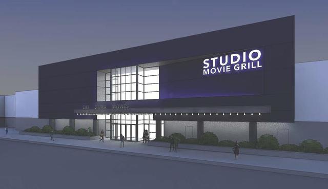 Studio Movie Grill Spring Valley