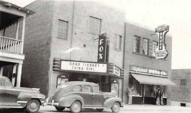 Fox Theatre, Kingsport Tennessee