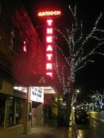 ANTIOCH DOWNTOWN Theatre; Antioch, Illinois.