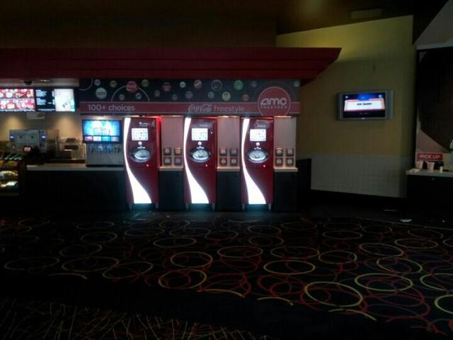 Amc Ward Parkway 14 In Kansas City Mo Cinema Treasures
