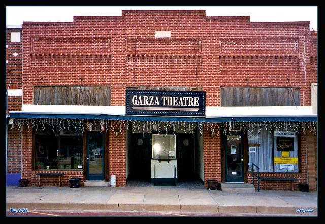 Garza Theatre