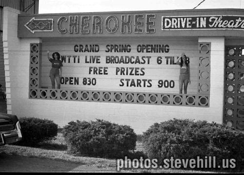 CHEROKEE DRIVE IN - DALTON GA