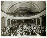 Princess Theatre, Denver in 1911 - interior