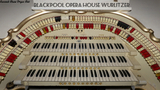 The Opera House Wurlitzer Keyboards