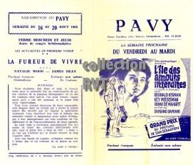 Pavy Cinema