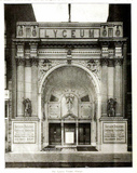 Lyceum Theatre, Chicago ILL in 1911