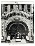 Orpheum Theatre, Chicago ILL in 1912