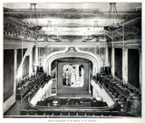 Orpheum Theatre, Chicago ILL in 1910
