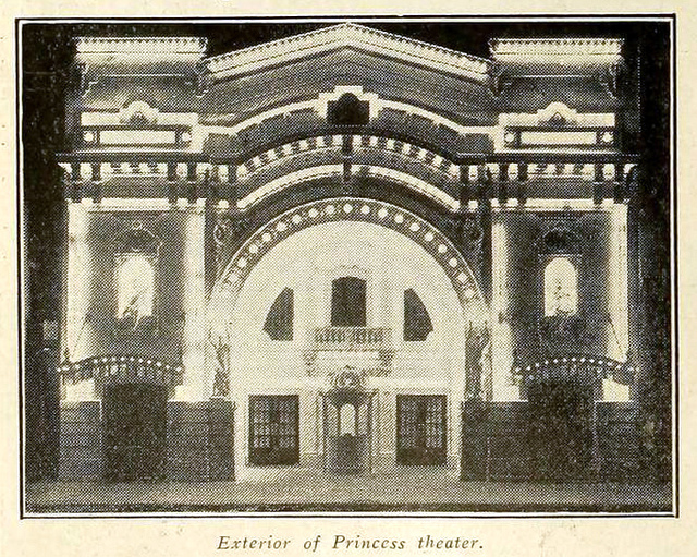 Princess Theatre, Milwaukee in 1914