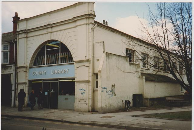 Havant Empire as a Library