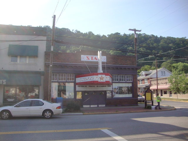 Star Theatre Berkeley WV
