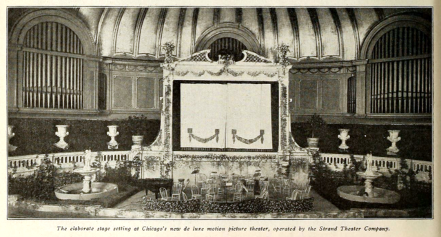 Orchestra Hall, Chicago in 1915