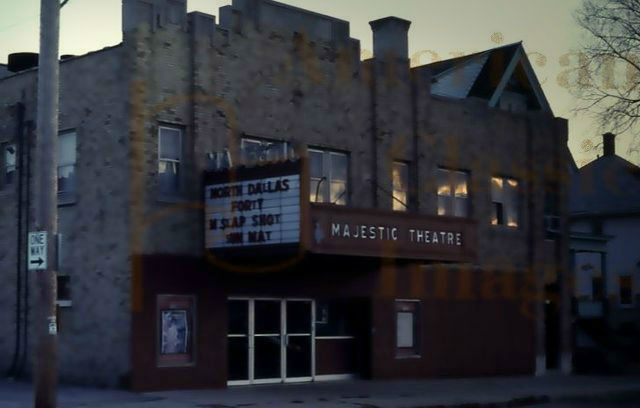 MAJESTIC Theatre; Cudahy, Wisconsin.