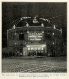 Strand Theatre, Chicago ILL in 1916