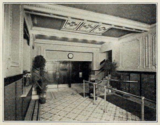 Majestic Theatre, Columbus OH in 1916 - Foyer