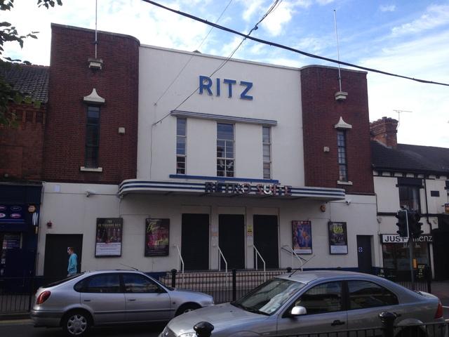 Now the Retro Suite nightclub