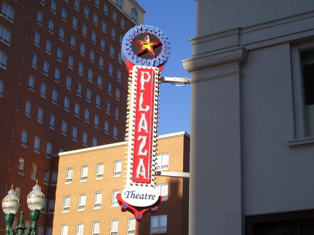 Plaza Theater 2009
