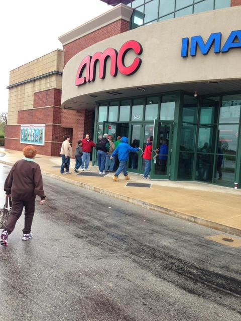 AMC Showplace Edwardsville 12