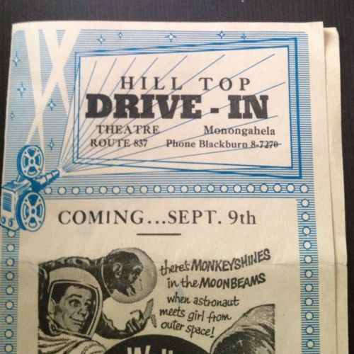 Hill Top Drive-In