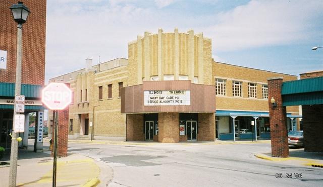 Illinois Theatre