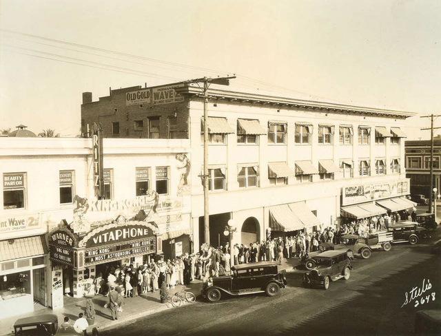 Warner Ritz San Bernardino 1933