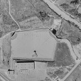 Aerial of Summer Twin in 1971