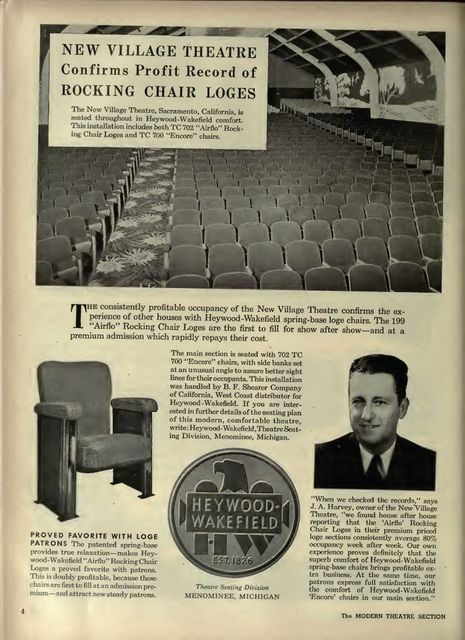 Trade Magazine Ad