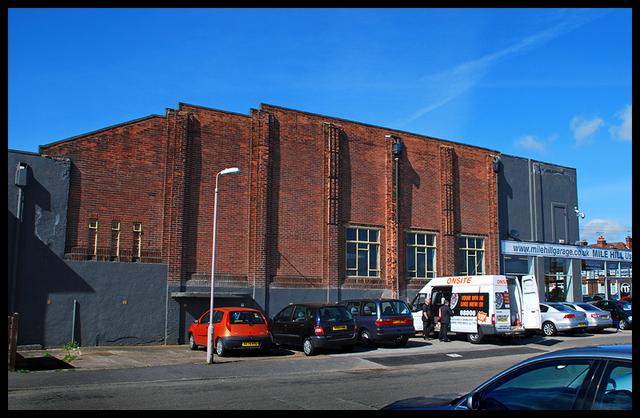 Ritz Super Cinema, Mansfield