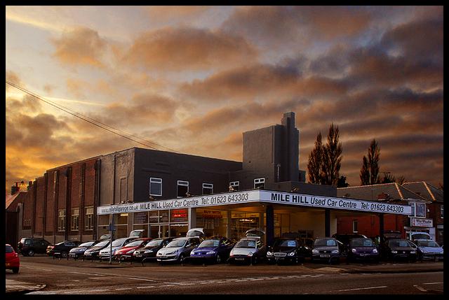 Ritz Super Cinema, Mansfield.
