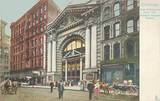 Postcard as Hyde & Behman's Music Hall courtesy of Karen Operabuffa.