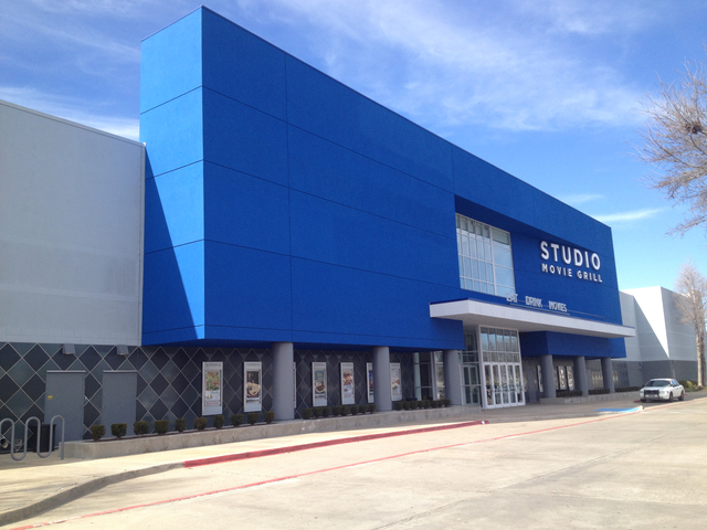 Studio Movie Grill Spring Valley