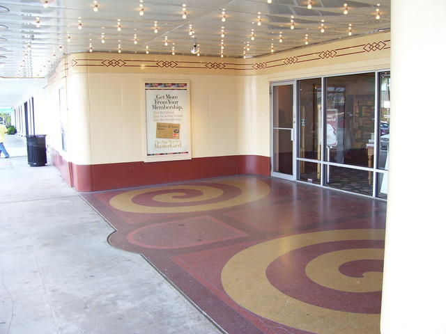Alabama Theater Entrance