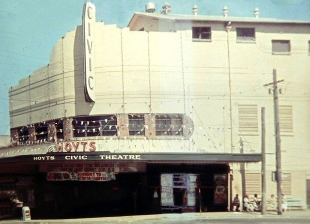 Hoyts Civic Theatre