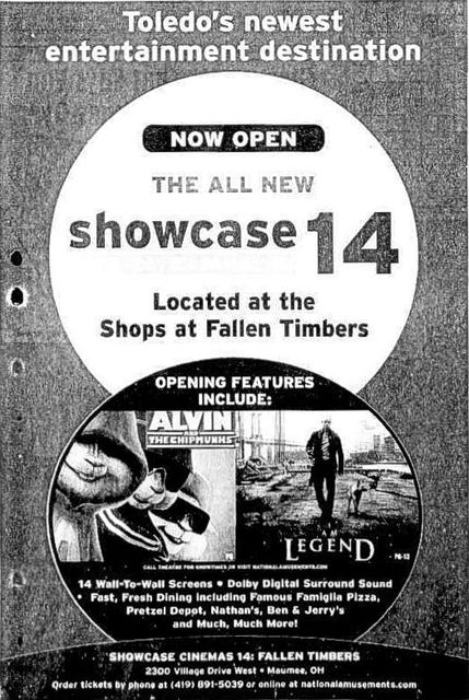 December 7th, 2007 grand opening ad