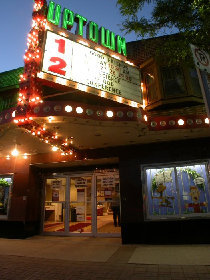 2004 outside Uptown Theatre