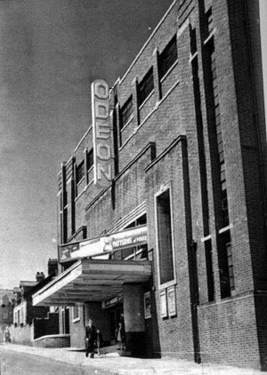 Odeon Bishop Auckland 1960